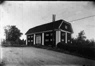 Magasinet i Ljungbyholm 1920