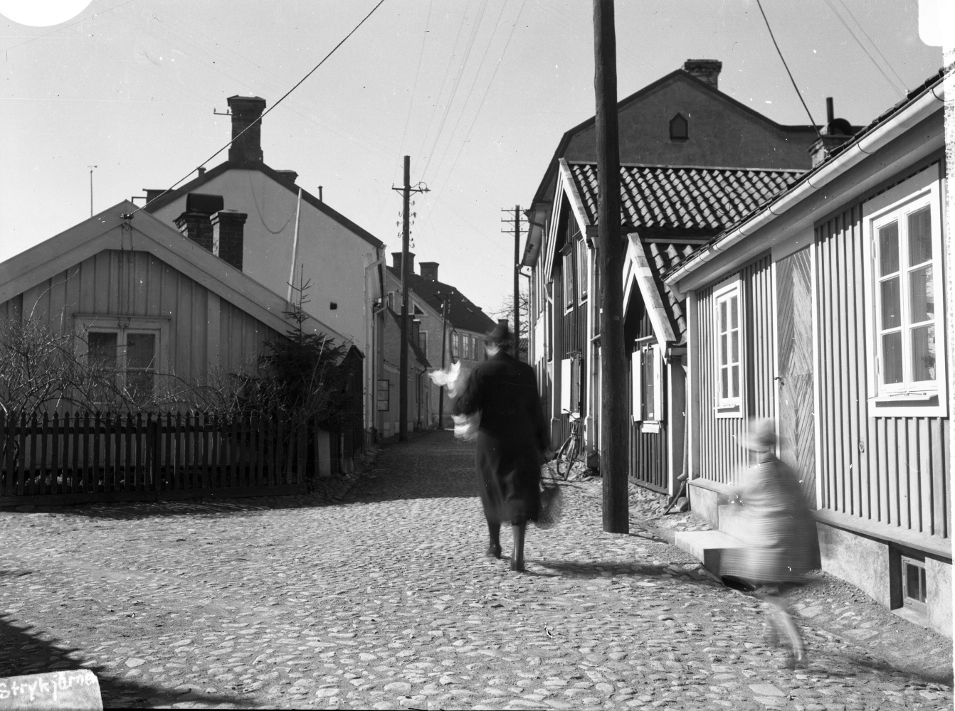 Det lilla torget vid Gamla Kungsgatan, 1939
