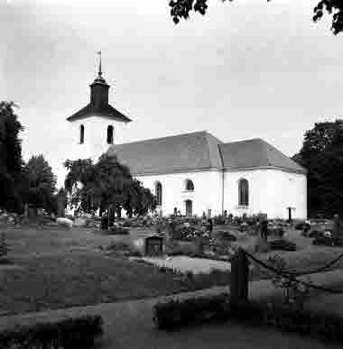 Söderåkra kyrka 1950