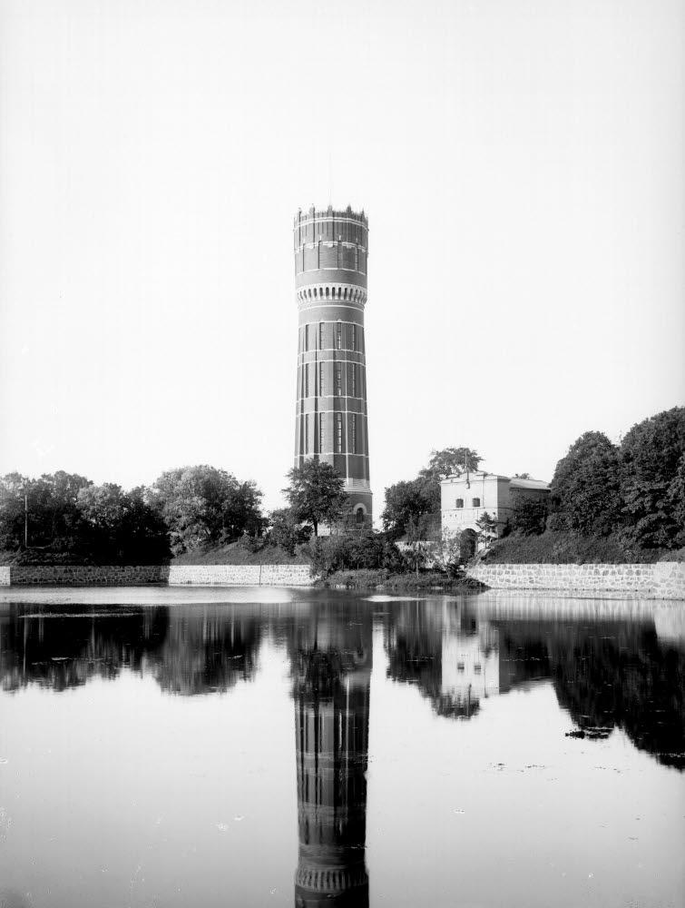 Systraströmmen (Cellviken) Vattentornet