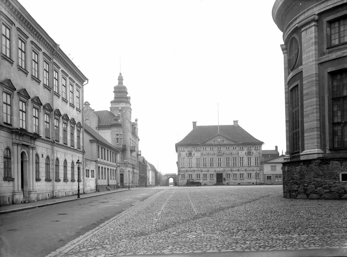 Östra Sjögatan Stortorget