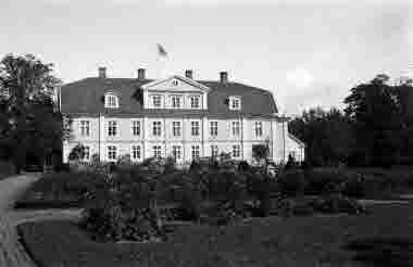 Värnanäs huvudbyggnad 1933