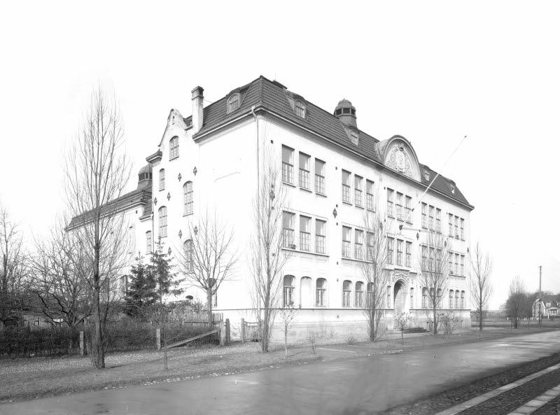 Linnégatan Flickskolan