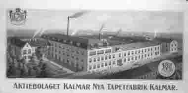 Kalmar nya tapetfabrik