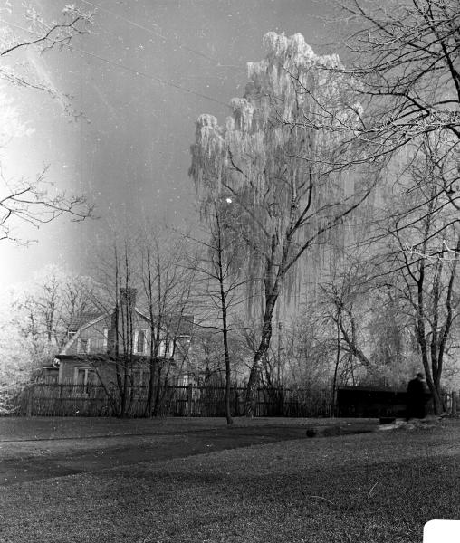 Gamla stan Skansen 2, rimfrost omkr 1935
