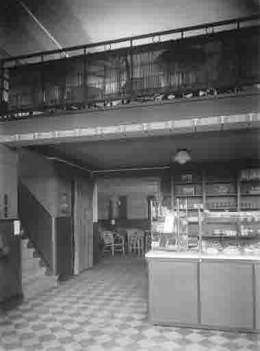 Kafé Centrum Larmgatan 42