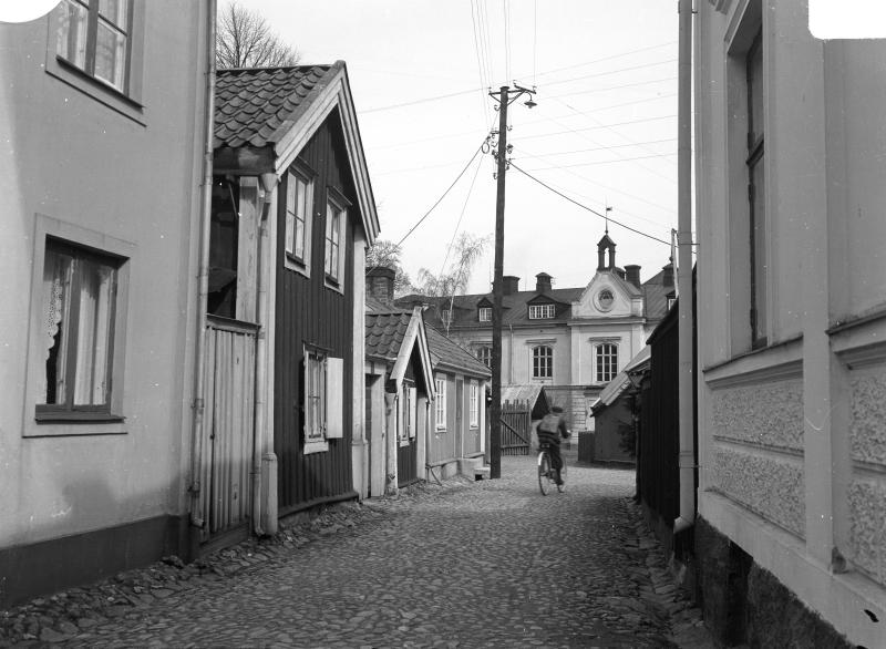 Gamla Kungsgatan mot öster 1939
