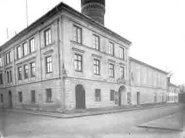 Biograf Palladium exteriör