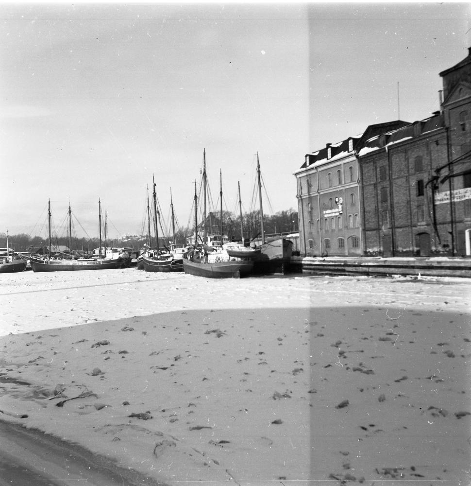 Ölandshamnen 24/1 1963