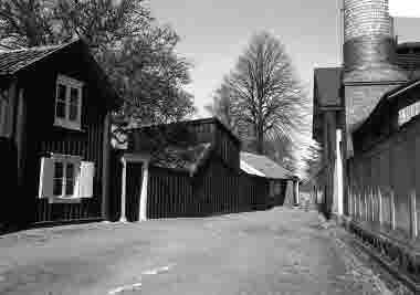 Österlånggatan från Kungsgatan 1939