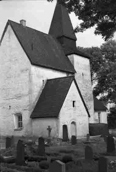 Hossmo kyrka 1936