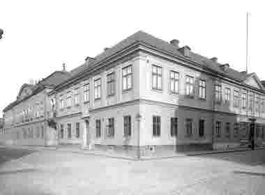 Hörnet Ölandsgatan - Västra Sjögatan, Länsstyrelsen