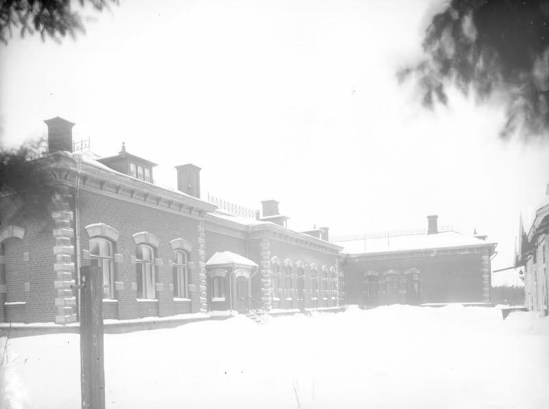 Epidemisjukhuset Lindölund