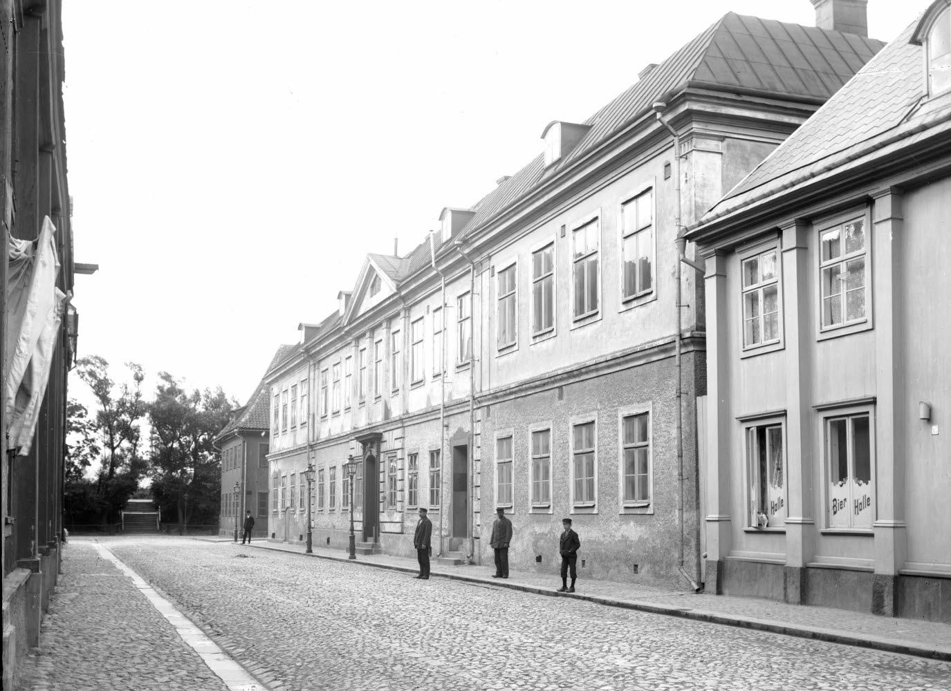 Västra Sjögatan Länsstyrelsen. Landshövdingens residens