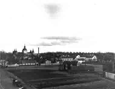 "Gamla stan, slottet, Logen ""Sanning"", Stora Dammgatan 1935"