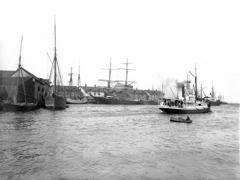 Hamnen Kalmarsund IV