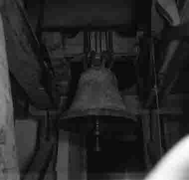 √Öby kyrka, Lilla klockan 1957