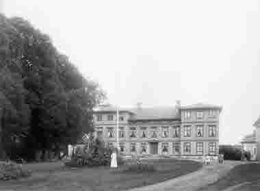 Björnö slott