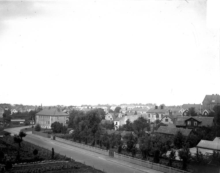 Gamla stan, Frejagatan, Schuwetska trädgården