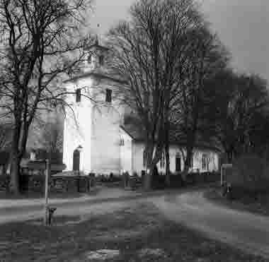 Kristdala kyrka exteriör
