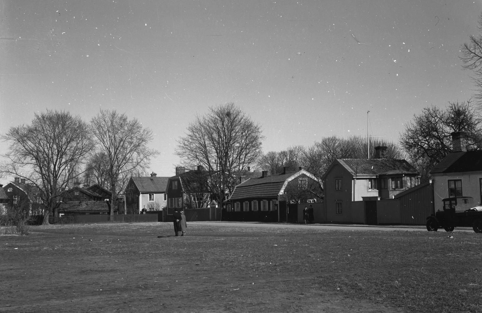 """Västerlånggatan, Gullbrandska lyckan, Logen """"Sanning"""" 1939"""