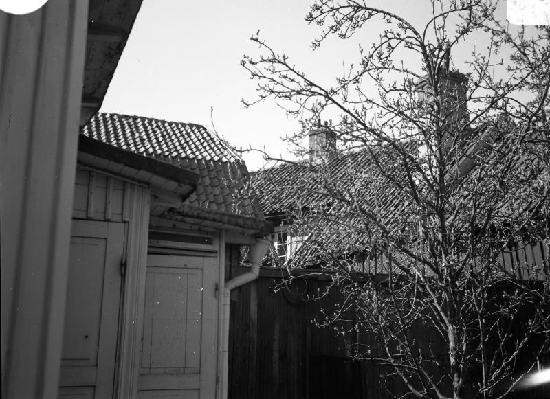 Molinsgatan Alen 7 gårdsinteriör