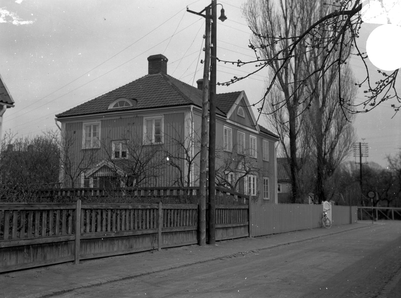 Bremergatan, Flädern 6, 1939